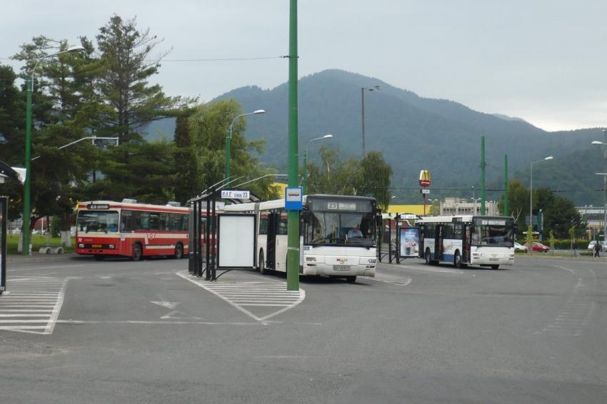 Crosul 15 Noiembrie: Modificări de trasee în transportul public în comun (RATBV SA)