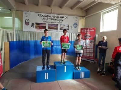 Cupa Transilvania, un concurs nou pe harta atletismului românesc