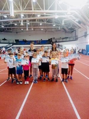 Veraflor, un nou nume în familia atletismului brașovean