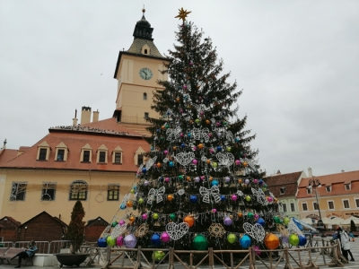 AJA Brașov își transmite mesajul de Crăciun