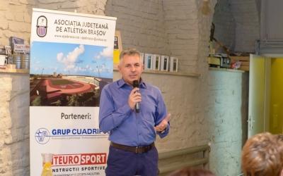 Florin Florea este noul preşedinte al Federaţiei Române de Atletism