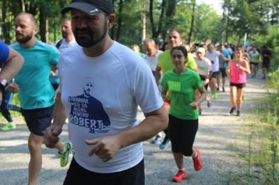 Alergăm împreună cu Robert Cadar. Cursa continuă!