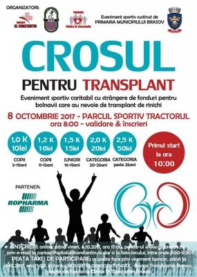 Crosul pentru Transplant, prima ediție