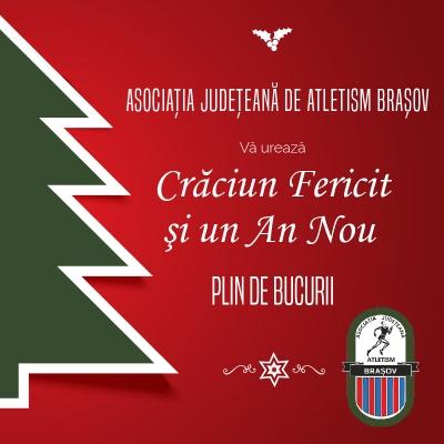 AJA Brașov vă urează Crăciun Fericit!